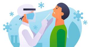 Les établissements proposeront aux étudiants des auto-tests ou une offre de dépistage. - © D.R.
