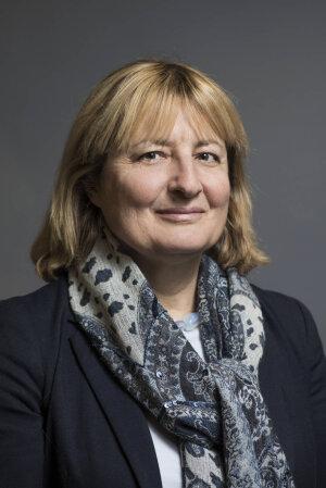 Danielle Dubrac, présidente de l'Unis
