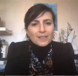 Sandrine Karam est référente du médialab à l'Université de Limoges. - © D.R.