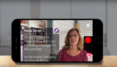 Monster transforme une offre d'emploi en vidéo - D.R.