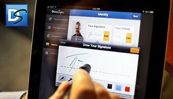 Docusign, le spécialiste de la signature électronique s'ouvre au marché immobilier français - D.R.