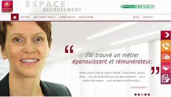 L'offre d'emploi de la semaine: Conseiller commercial en immobilier chez Propriétés-Privées - D.R.