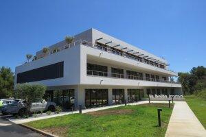 Nouveau siège social de l'entreprise, à Hyères (83) - © O. Réal
