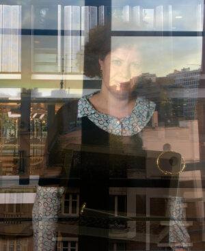 Liora Israel a participé à créer le programme «Exilés» au sein de l'EHESS qui a précédé Pause - © Pierre-Jérôme Adjedj