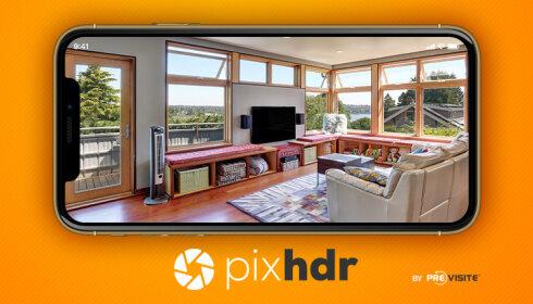 Avec son application mobile, Previsite démocratise la photo HDR - D.R.