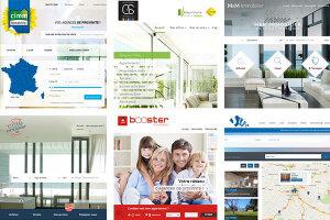 Adapt immo se distingue avec une offre pointue de sites web immobiliers ultra performants - © D.R.