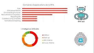 Domaines d'application de la RPA