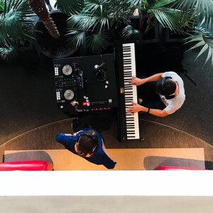 Le studio Jamset à l'Hôtel Atlantis