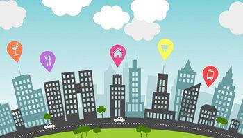 Sur le web, comment capter une clientèle de proximité? - D.R.