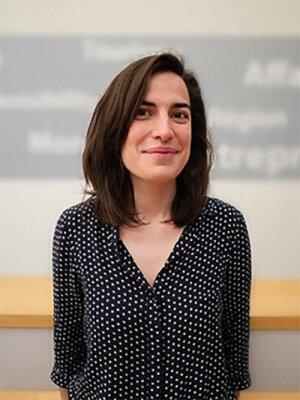 Caroline O'Neill est ingénieure pédagogique à Excelia