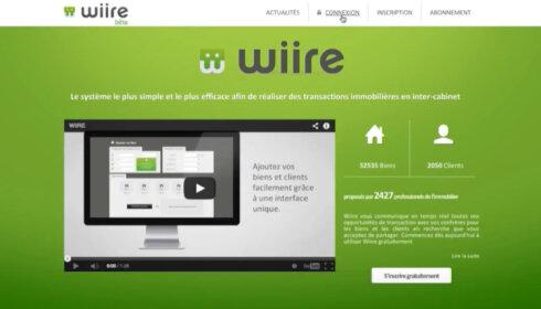 Wiire: un nouvel outil dédié à l'inter-cabinet - D.R.