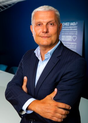 Olivier Descamps, directeur général d'IAD France