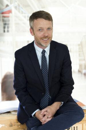 François Tavernier est DGS de l'ENS Paris-Saclay. - © ENS Paris-Saclay/A. Rodriguez