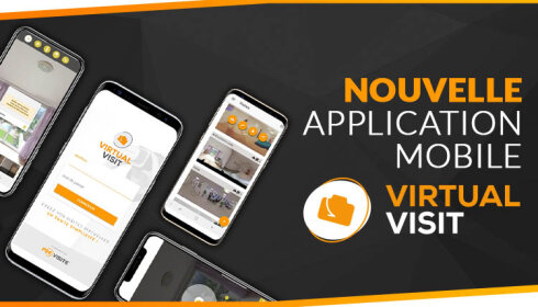 Previsite lance une nouvelle version de son application mobile - D.R.