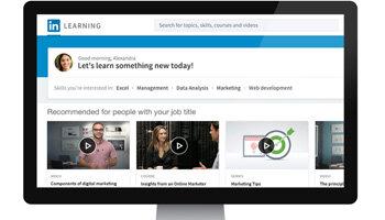 Formation : ce qu'il faut retenir de la keynote de LinkedIn - D.R.