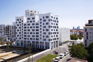 La Maison des chercheurs du Campus Condorcet