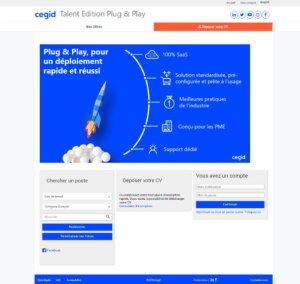 Edition Plug & Play de Cegid Talent