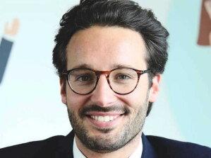 Sacha Boyer, CEO et co-fondateur