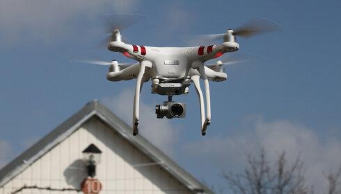 Les drones décollent dans l'immobilier - D.R.