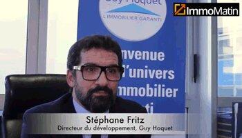 3 min avec Stéphane Fritz, Guy Hoquet - D.R.