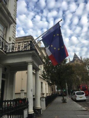 Le Brexit est l'un des chantiers de la conseillère pour la science et la technologie. - © D.R.