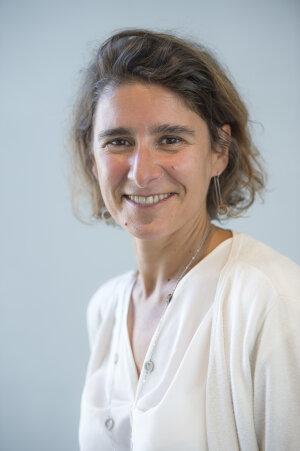 Catherine Torricelli est DGS adjointe à l'ENS Paris-Saclay. - © Philippe Couette /Antoine A