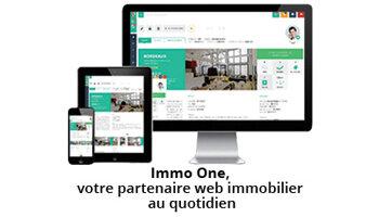 Immo-One : votre partenaire web Immobilier au quotidien - D.R.