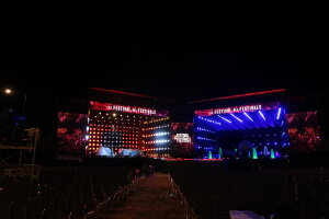 Faste a participé à la production du Festival des Festivals en août dernier. - © D.R.