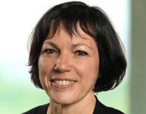 Cécile Tricon-Bossard, directrice des ressources humaines de Natixis