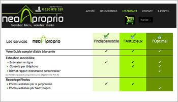 Neo Proprio, un service d'accompagnement dédié aux propriétaires vendeurs - D.R.