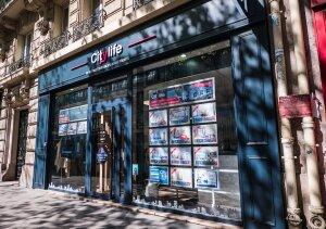 L'agence physique: élément-clé du concept CityLife Immobilier - © D.R.