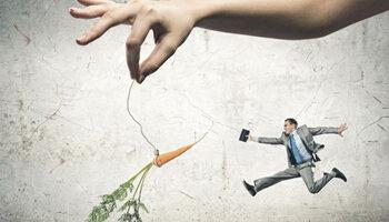 Les leviers de motivation des salariés diffèrent selon le statut - D.R.