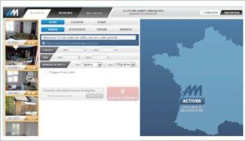 Appartement-maison.fr: un nouveau site d'annonces gratuit pour les professionnels - D.R.