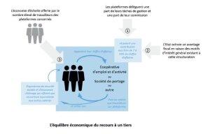 Rapport Frouin: l'équilibre économique du recours à un tiers - © D.R.