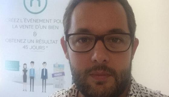 «Les agents vendent leurs biens en 24h sur notre plateforme », Julien Gautier, Oxioneo - D.R.