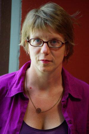 Lucie Nicolas, metteur en scène. - © D.R.