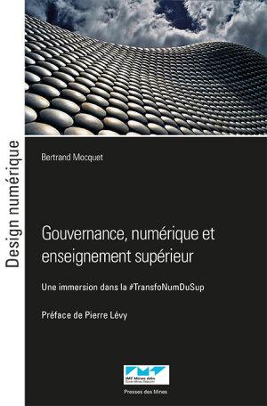 Un ouvrage de Bertrand Mocquet publié aux Presses des Mines, collection Design numérique - © D.R.