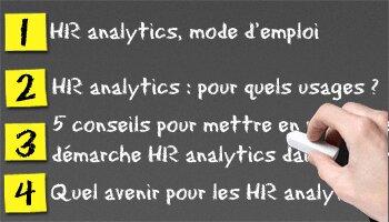 HR analytics: les nouveaux enjeux - D.R.