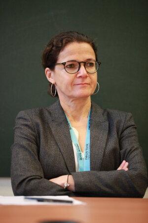 Isabelle Huault a été choisie par le fonds Qualium, propriétaire d'EMLyon