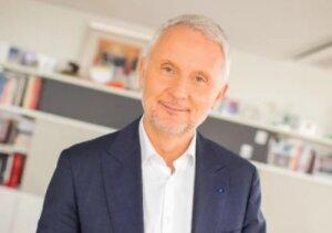 Gervais Pellissier, directeur des ressources humaines et de la transformation d'Orange