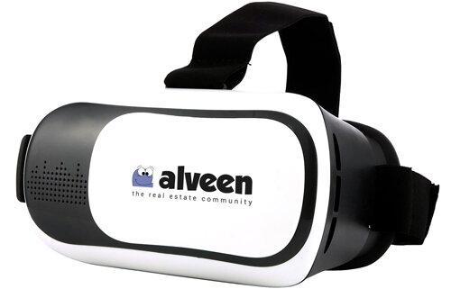 """Sur le salon RENT 2016, Immo One et Alveen™ ont fait le buzz avec """"The 360° expérience""""-D.R."""