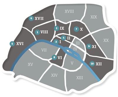 Immobilier d'entreprise : le retour en force des centres-villes !-D.R.
