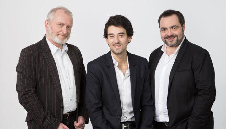 Eric de Rugy, Oliver Abitbol, Marc Gonnet