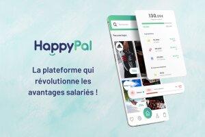 HappyPal: un nouvel acteur en lice de la digitalisation des programmes d'avantages salariés - © D.R.