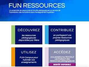 Fun-ressource réunit quatre plateformes