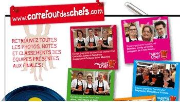 Carrefour joue à Top Chef - D.R.