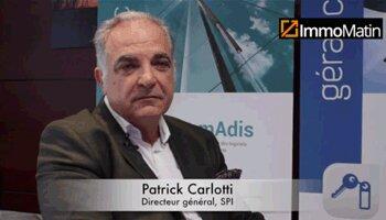 3 min avec Patrick Carlotti, directeur général de SPI - D.R.