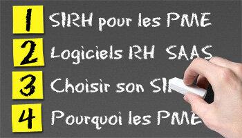 Le SIRH SaaS pour les PME: un marché en plein essor - D.R.