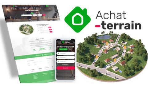Une nouvelle expérience unique avec le site Achat-Terrain! - D.R.