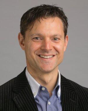 Roman Bruegger est directeur général du Swiss Edtech Collider qui accompagne plus de 75 edtechs - © Roman Bruegger